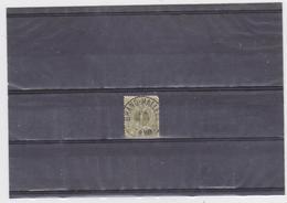 Belgie Nr 42 Grand-Halleur - 1869-1888 Lion Couché (Liegender Löwe)