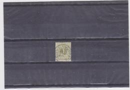 Belgie Nr 42 Huppaye - 1869-1888 Lion Couché (Liegender Löwe)