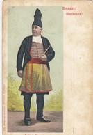 SASSARI-ANTICO ZAPPATORE-COSTUMI SARDI-CARTOLINA NON VIAGGIATA ANNO 1900-1904 - Sassari