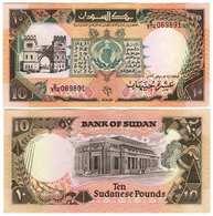 Billet Soudan 10 Pounds - Soudan