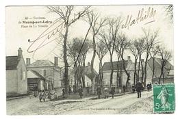 45 LOIRET MEUNG SUR LOIRE Environs Place De La Nivelle - Altri Comuni