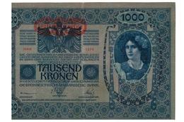 Billet Autriche 1000 Kronen - 1902 - Autriche