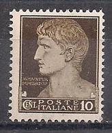 REGNO D'ITALIA   1929  IMPERIALE SASS. 245 MNH XF - Nuovi