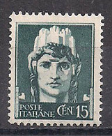REGNO D'ITALIA   1929  IMPERIALE SASS. 246 MNH XF - Nuovi