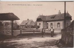 BOURDAINVILLE - Une Propriété - ( édit : E.Mellet , Harfleur , N°1505 ) - Dieppe