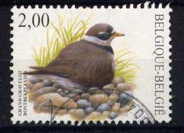BELGIQUE  - 3133° - GRAND GRAVELOT - Used Stamps