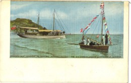 Malawi - The Ss Charles Janson  Paitience At Likoma, Univerisities Mission To Central Africa, Religon - Malawi