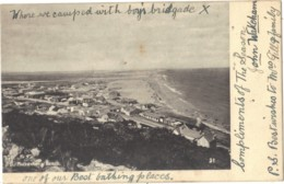 South Africa - Mulzenberry Bech, General View, Cape Of Good Hope - South Africa