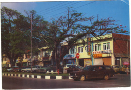Malaysia - Miri A Street Scence - Malaysia