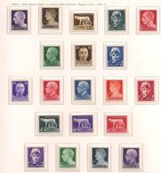 REGNO D'ITALIA   1929  IMPERIALE SASS. 242A-261 MLH VF+++++++++++++++++++++++++++++++ - 1900-44 Victor Emmanuel III