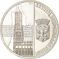 Monnaie, Pays-Bas, Beatrix, 2-1/2 ECU, 1991, Utrecht, SUP, Copper-nickel, KM:39 - [ 3] 1815-… : Kingdom Of The Netherlands