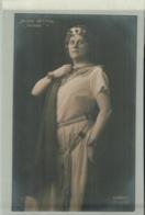 ARTISTE PORTRAIT Photo Marie Wittich German Opera   Isolde  Phot Hahn Nachel à Dresden 1906  JAN 2020 Gera 5 - Opéra