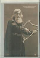 ARTISTE PORTRAIT Photo Rudolf Schmalnauer  Phot M. Herzfejd  à Dresden 1912  ---JAN 2020 Gera 9 - Opéra