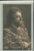 ARTISTE PORTRAIT Photo  Friedrich Plaschke Opera      Phot Hahn Nachfl  à Dresden 1907  JAN 2020 Gera 11 - Opéra