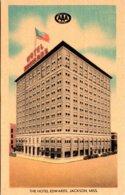 Mississippi Jackson The Hotel Edwards - Jackson