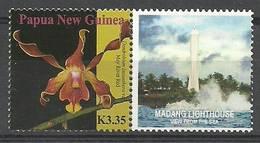 Papua New Guinea 2007 Mi Per 1246 MNH ( ZS7 PNGper1246d ) - Phares