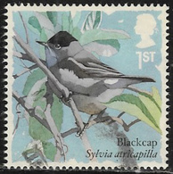 GB 2017 Songbirds 1st Type 1 Good/fine Used [40/32974/ND] - 1952-.... (Elizabeth II)