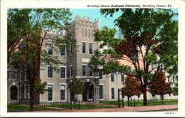 Kentucky Bowling Green Business University 1946 Curteich - Bowling Green