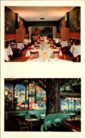 Kentucky Louisville Henry Clay Hotel Beaux Arts Lounge And Tropical Dining Room - Louisville
