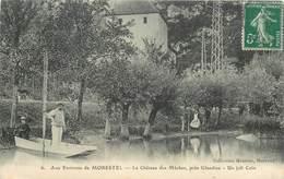 """CPA FRANCE 38 """"Morestel, Chateau Des Mâches"""" - Morestel"""
