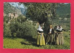 Modern Post Card Of Valldemossa, Mallorca,Islas Baleares, Spain,,D54. - Mallorca