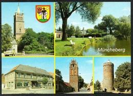 D2584 - TOP Müncheberg - Bild Und Heimat Reichenbach - Qualitätskarte - Muencheberg