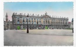 NANCY - N° 21 - L' HOTEL DE VILLE PLACE STANISLAS - FORMAT CPA VOYAGEE - Nancy