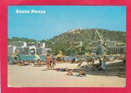Modern Post Card Of Santa Ponsa, Calviá, Autonomous Community Of Balearic Islands, Spain,D55. - Mallorca