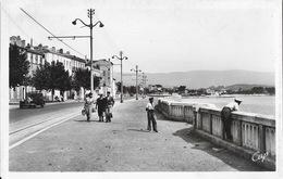 La Côte D'Azur, La Ciotat - Boulevard De La Plage - Carte CAP N° 56 Non Circulée - La Ciotat