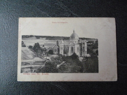 Cpa 57 Saint Avold Gruss Maria Hilf Kapelle - Saint-Avold