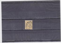 Belgie Nr 50 Chassart - 1884-1891 Leopoldo II