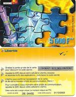 @+ Gabon - Libertis - Ngounie (31/12/2003) - Gabon