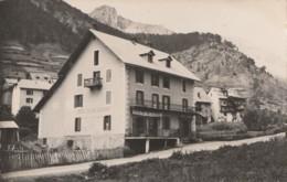 C16-05) CERVIERES (ALT. 1609 M) L' HOTEL RESTAURANT DU COL DE L'IZOARD - (2 SCANS) - Otros Municipios