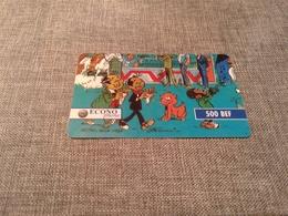 Belgium - Rare Econophone Prepaid Card - België
