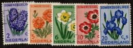 NTH SC #B249-53 U 1953 S-P/Flowers CV $9.00 - Used Stamps