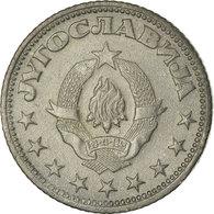 Monnaie, Yougoslavie, 5 Dinara, 1945, TTB, Zinc, KM:28 - Joegoslavië