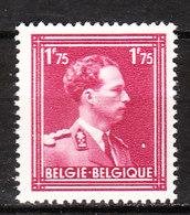 832**  Leopold III Col Ouvert - Bonne Valeur - MNH** - LOOK!!!! - 1936-1957 Collar Abierto