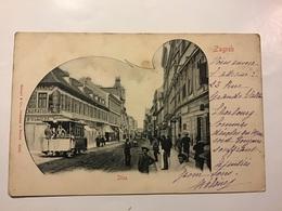 ZAGREB. — Ilica - Croatie