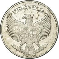 Monnaie, Indonésie, 25 Sen, 1957, TB+, Aluminium, KM:11 - Indonésie