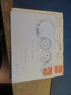 2 Lettres F.M Et Diverses - Franchigia Militare (francobolli)