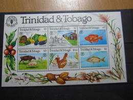 VEND BEAU BLOC DE TRINITE & TOBAGO N° 34 , XX !!! - Trinité & Tobago (1962-...)