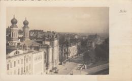 AK - Polen - (Schlesien) BIELSKO - Ehem. Kaiser-Franz-Josef-Strasse Mit SYNAGOGE 1935 - Polen