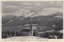 AK - Tschechien - Riesengebirge - Blick Vom Mittel- Schreiberhaus - 1938 - Tschechische Republik