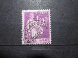 VEND BEAU TIMBRE PREOBLITERE DE FRANCE N° 77 , X !!! - 1893-1947