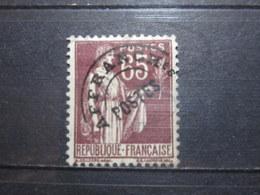 VEND BEAU TIMBRE PREOBLITERE DE FRANCE N° 73 , SURCHARGE HAUTE , SANS GOMME !!! (b) - 1893-1947