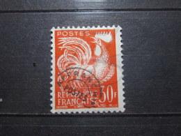 VEND BEAU TIMBRE PREOBLITERE DE FRANCE N° 115 , X !!! (b) - Precancels