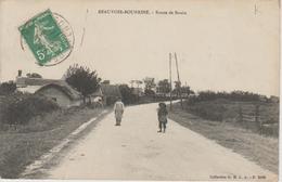 ROUTE DE BOUIN - Beauvoir Sur Mer