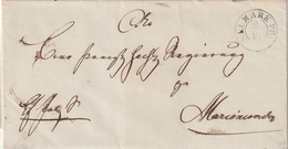 Preussen / Vorphila-Briefhuelle K2 NEUMARK PR. (4151) - [1] ...-1849 Préphilatélie