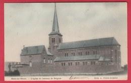 Ham-sur-Heure - L'église Du Hameau De Beignée ... Jolie Carte Colorisée - 1903 ( Voir Verso ) - Ham-sur-Heure-Nalinnes