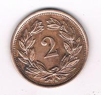 2  RAPPEN 1941  ZWITSERLAND /304/ - Zwitserland